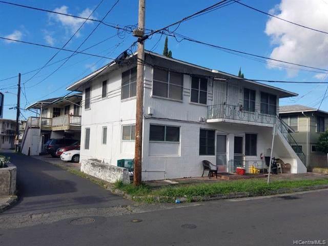1630 Frog Lane, Honolulu, HI 96817 (MLS #201935393) :: Team Lally