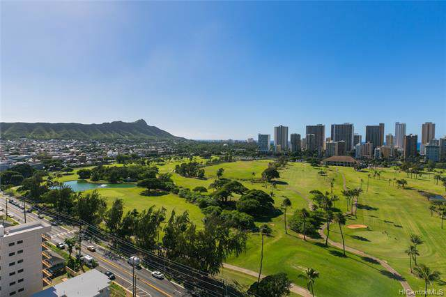 2916 Date Street 19E, Honolulu, HI 96816 (MLS #201935540) :: The Ihara Team