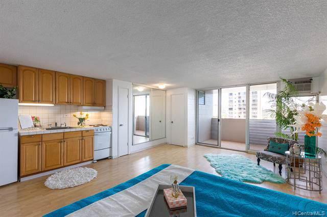824 Kinau Street #809, Honolulu, HI 96813 (MLS #201935550) :: The Ihara Team
