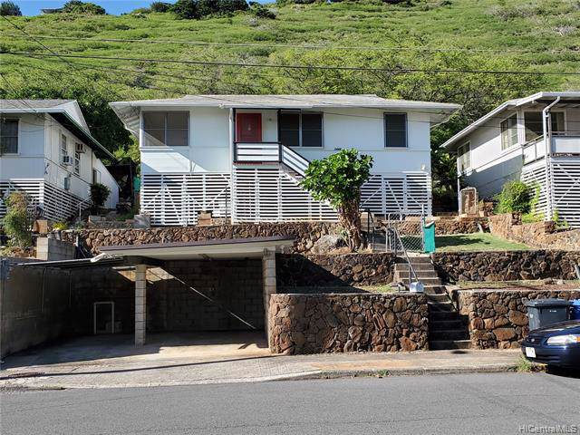 1446 Luinakoa Street, Honolulu, HI 96821 (MLS #201935595) :: Barnes Hawaii