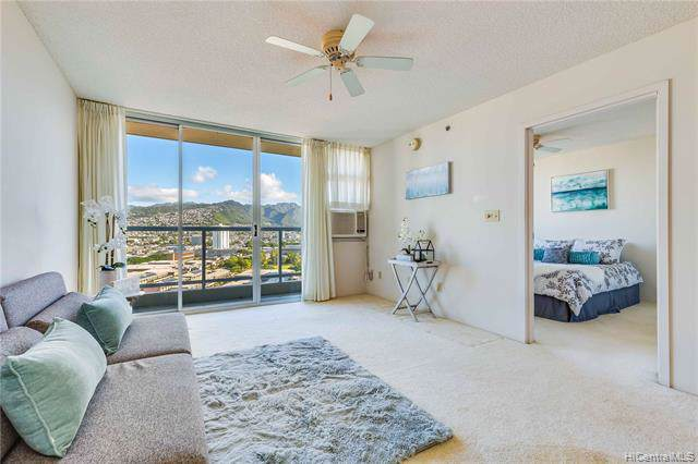 215 N King Street #1906, Honolulu, HI 96817 (MLS #201935599) :: The Ihara Team