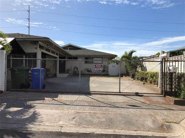 4455 Laakea Street, Honolulu, HI 96818 (MLS #201935666) :: Team Maxey Hawaii