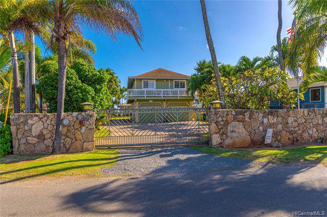 91-277 Ewa Beach Road, Ewa Beach, HI 96706 (MLS #201935712) :: Barnes Hawaii