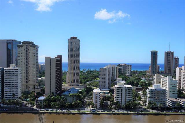 2333 Kapiolani Boulevard #2309, Honolulu, HI 96826 (MLS #201935805) :: Keller Williams Honolulu