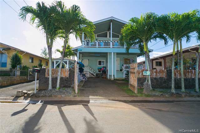66-130 Oliana Place, Waialua, HI 96791 (MLS #201935817) :: Team Maxey Hawaii