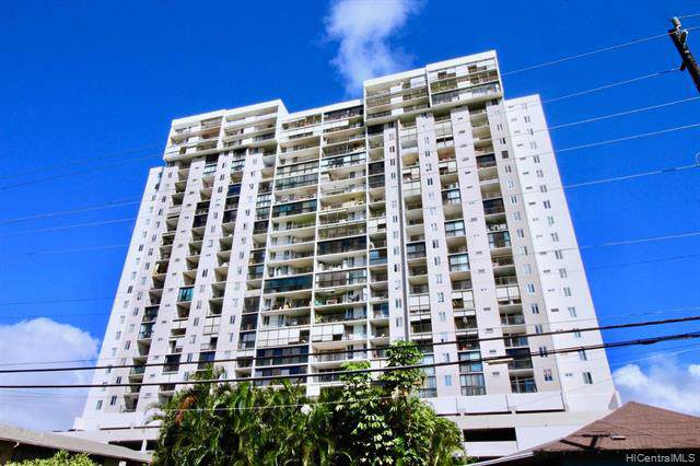 2916 Date Street 19H, Honolulu, HI 96816 (MLS #201935835) :: The Ihara Team
