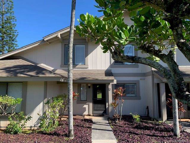 98-1703 Kaahumanu Street 29B, Aiea, HI 96701 (MLS #201935850) :: The Ihara Team