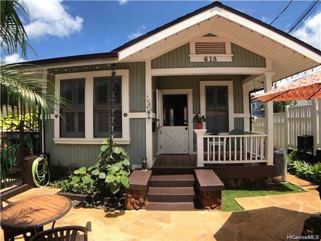 618 11th Avenue, Honolulu, HI 96816 (MLS #201935877) :: The Ihara Team