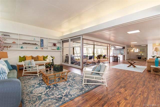 5340 Opihi Street, Honolulu, HI 96821 (MLS #202000038) :: Elite Pacific Properties