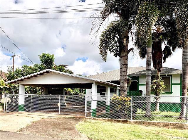 324 Thomas Street, Wahiawa, HI 96786 (MLS #202000051) :: The Ihara Team