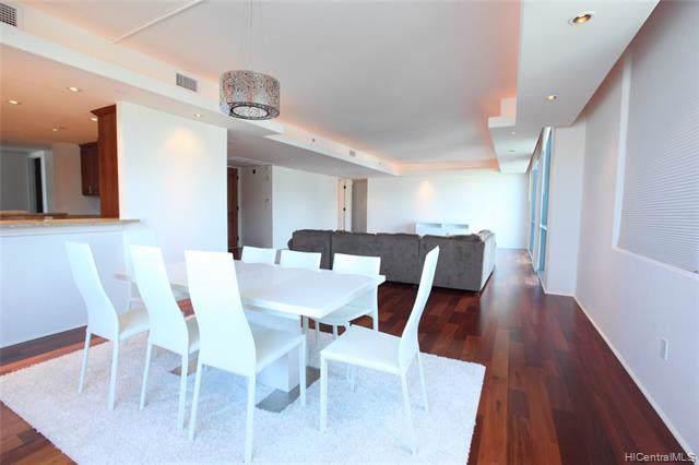1199 Bishop Street #22, Honolulu, HI 96813 (MLS #202000054) :: Elite Pacific Properties