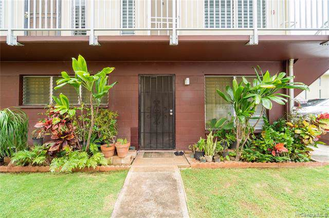 3225 Ala Ilima Street 3225/2, Honolulu, HI 96818 (MLS #202000080) :: Elite Pacific Properties