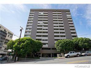 824 Kinau Street #608, Honolulu, HI 96813 (MLS #202000105) :: The Ihara Team