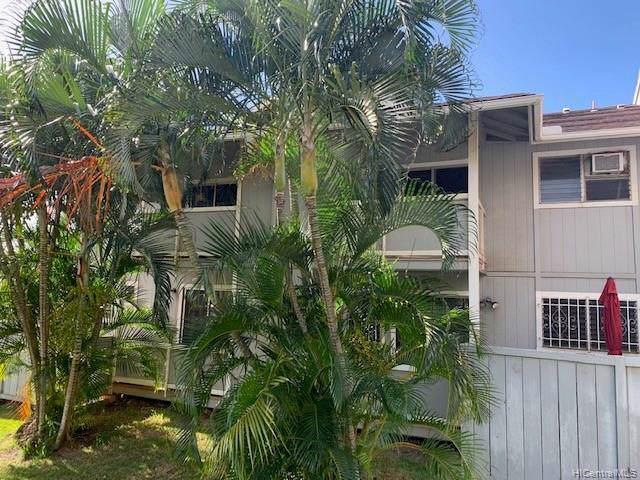 98-451 Hookanike Street #44, Pearl City, HI 96782 (MLS #202000111) :: Keller Williams Honolulu