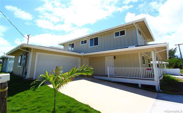 56-458 Kamehameha Highway #101, Kahuku, HI 96731 (MLS #202000136) :: Elite Pacific Properties