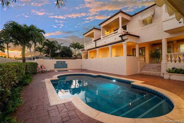 865 Puuikena Drive, Honolulu, HI 96821 (MLS #202000143) :: Keller Williams Honolulu