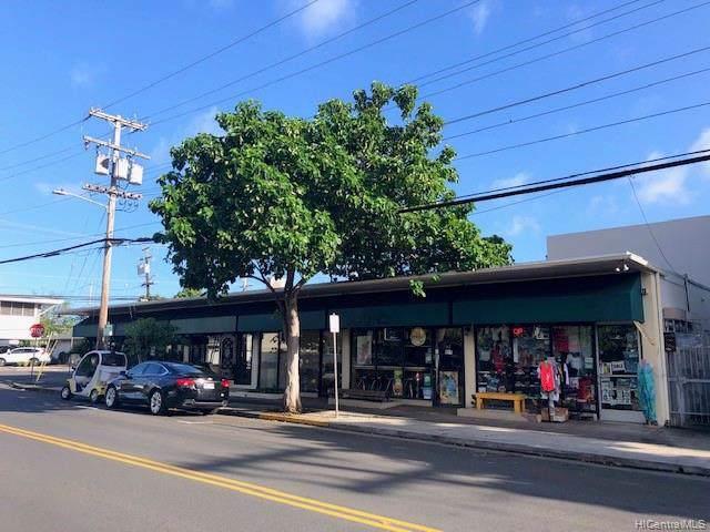 305 Uluniu Street #103, Kailua, HI 96734 (MLS #202000191) :: Keller Williams Honolulu