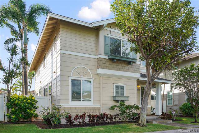91-1031 Kaiapo Street, Ewa Beach, HI 96706 (MLS #202000192) :: The Ihara Team