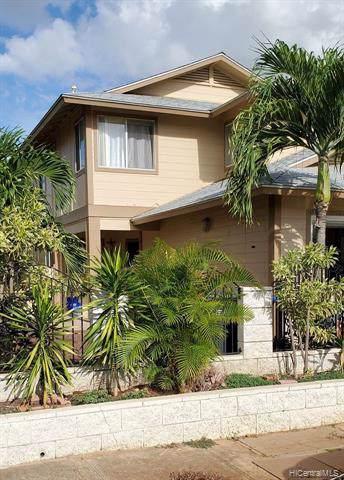 91-961 Waihua Place, Ewa Beach, HI 96706 (MLS #202000223) :: Barnes Hawaii