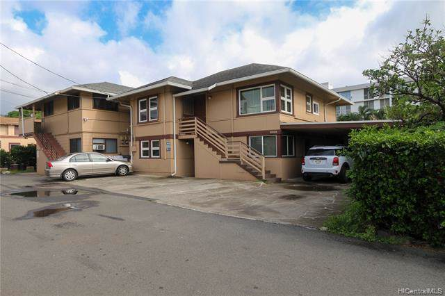2827B Waialae Avenue, Honolulu, HI 96826 (MLS #202000228) :: Team Lally