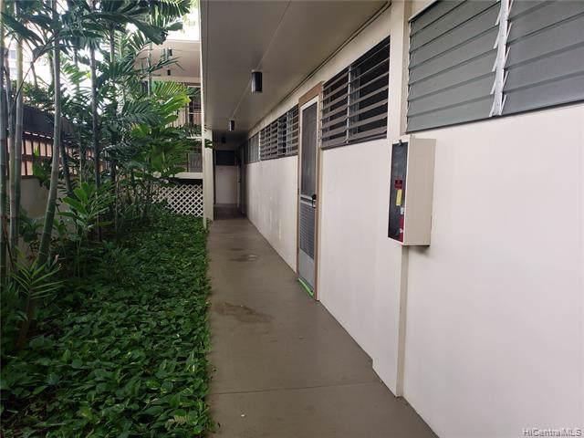1423 Emerson Street #107, Honolulu, HI 96813 (MLS #202000250) :: The Ihara Team