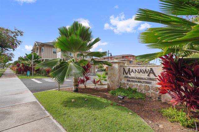 458 Manawai Street #910, Kapolei, HI 96707 (MLS #202000257) :: Elite Pacific Properties