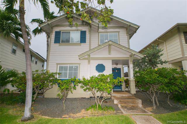 91-1025 Kaipuhinehu Street, Ewa Beach, HI 96706 (MLS #202000316) :: The Ihara Team