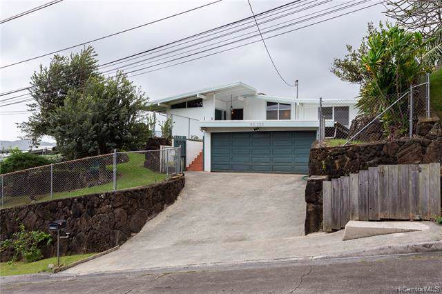 45-122 Alina Place, Kaneohe, HI 96744 (MLS #202000347) :: Barnes Hawaii