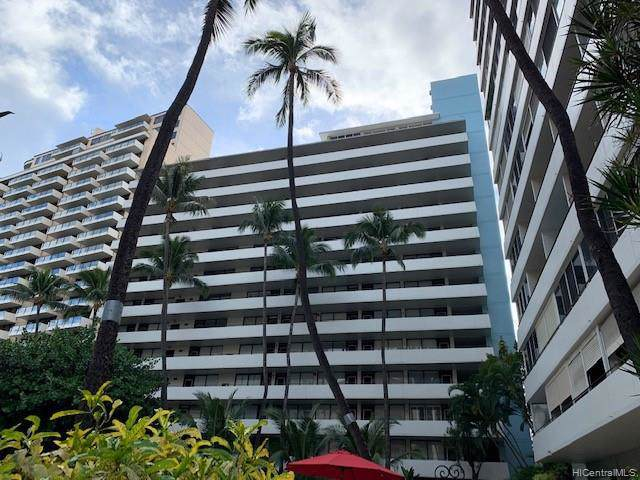 425 Ena Road 706B, Honolulu, HI 96815 (MLS #202000363) :: The Ihara Team