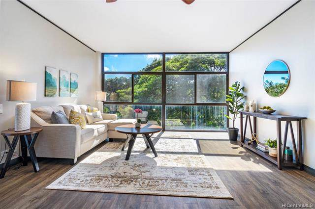 1020 Aoloa Place 411A, Kailua, HI 96734 (MLS #202000372) :: Keller Williams Honolulu
