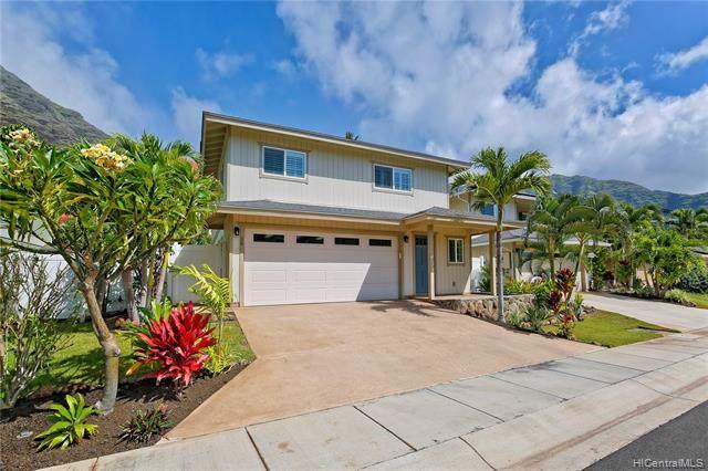 84-575 Kili Drive #36, Waianae, HI 96792 (MLS #202000398) :: Elite Pacific Properties