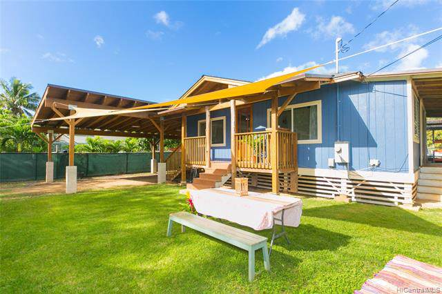 85-116 Maiuu Road, Waianae, HI 96792 (MLS #202000408) :: Elite Pacific Properties