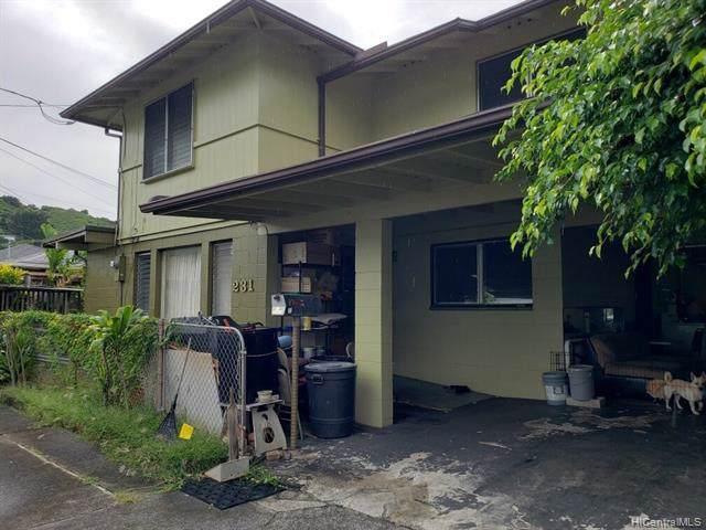 231 Naone Street, Honolulu, HI 96813 (MLS #202000423) :: The Ihara Team