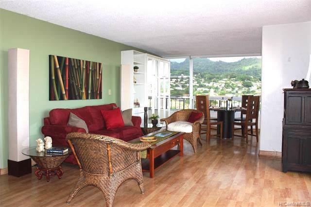 1025 Wilder Avenue 11B, Honolulu, HI 96822 (MLS #202000428) :: Team Lally