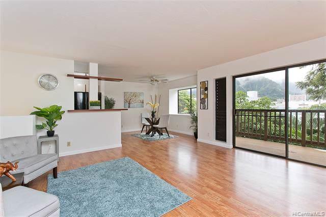 46-010 Aliikane Place #214, Kaneohe, HI 96744 (MLS #202000437) :: Keller Williams Honolulu