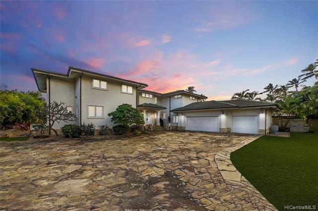 6067 Summer Street, Honolulu, HI 96821 (MLS #202000468) :: Elite Pacific Properties