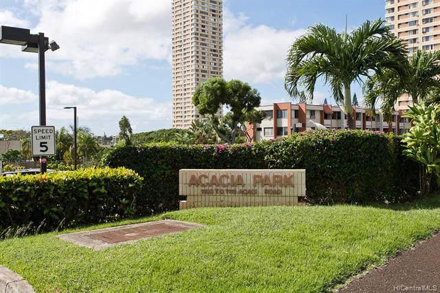 1109 Acacia Road #223, Pearl City, HI 96782 (MLS #202000473) :: Keller Williams Honolulu