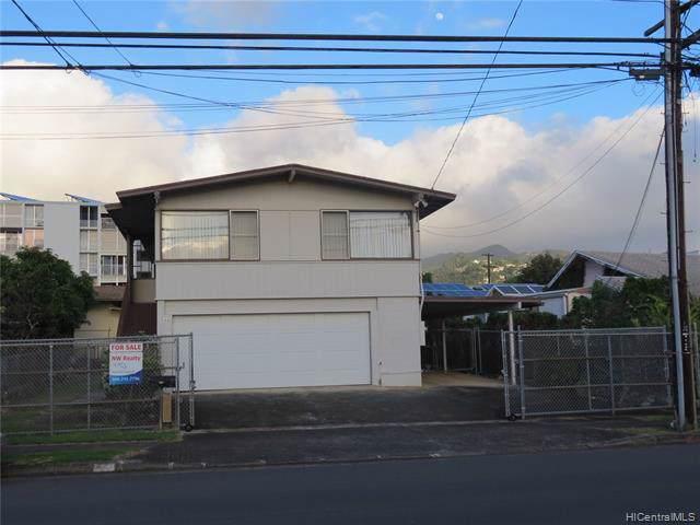 644 N Kuakini Street, Honolulu, HI 96817 (MLS #202000481) :: The Ihara Team