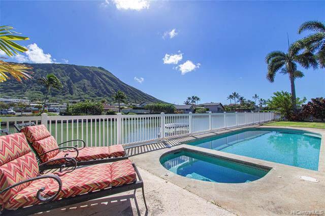 7053 Niumalu Loop, Honolulu, HI 96825 (MLS #202000490) :: Keller Williams Honolulu