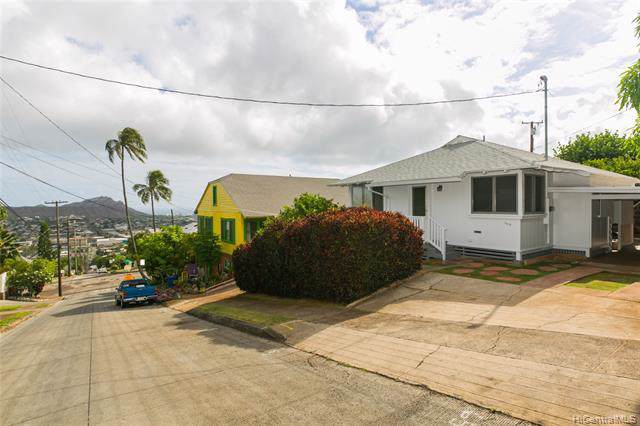1618 Wilhelmina Rise, Honolulu, HI 96816 (MLS #202000494) :: Keller Williams Honolulu