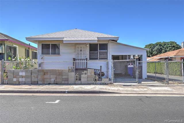 3521 Kanaina Avenue, Honolulu, HI 96815 (MLS #202000496) :: The Ihara Team
