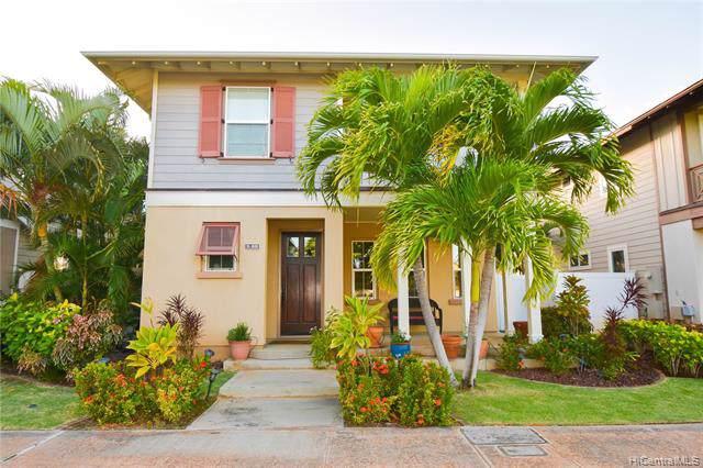91-1030 Kaiuliuli Street, Ewa Beach, HI 96706 (MLS #202000524) :: Barnes Hawaii