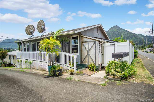 45-580 Keaahala Road A, Kaneohe, HI 96744 (MLS #202000528) :: The Ihara Team