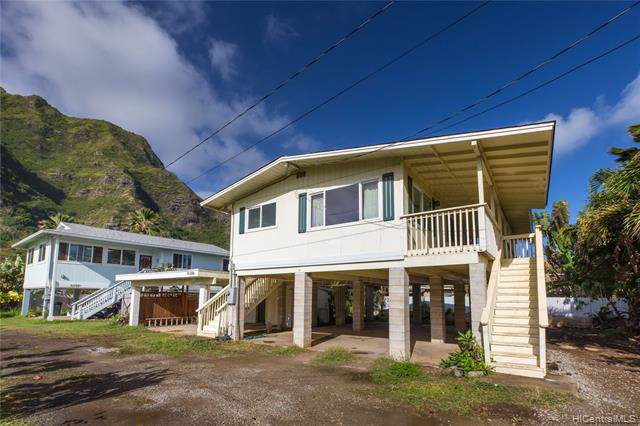 51-328B Kamehameha Highway #1, Kaaawa, HI 96730 (MLS #202000541) :: Elite Pacific Properties