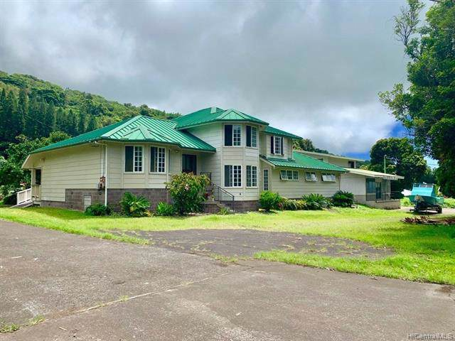 95-6040 Mamalahoa Highway, Naalehu, HI 96772 (MLS #202000566) :: The Ihara Team