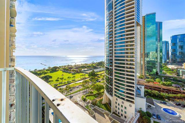 1350 Ala Moana Boulevard #2009, Honolulu, HI 96814 (MLS #202000567) :: The Ihara Team