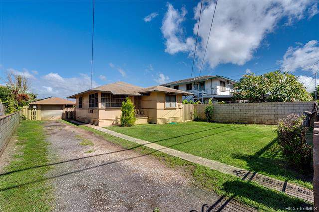 91-484 Ewa Beach Road, Ewa Beach, HI 96706 (MLS #202000584) :: Barnes Hawaii