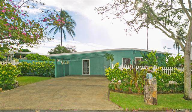 436 Iliwahi Loop, Kailua, HI 96734 (MLS #202000586) :: Team Lally