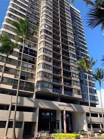2724 Kahoaloha Lane #1505, Honolulu, HI 96826 (MLS #202000589) :: The Ihara Team