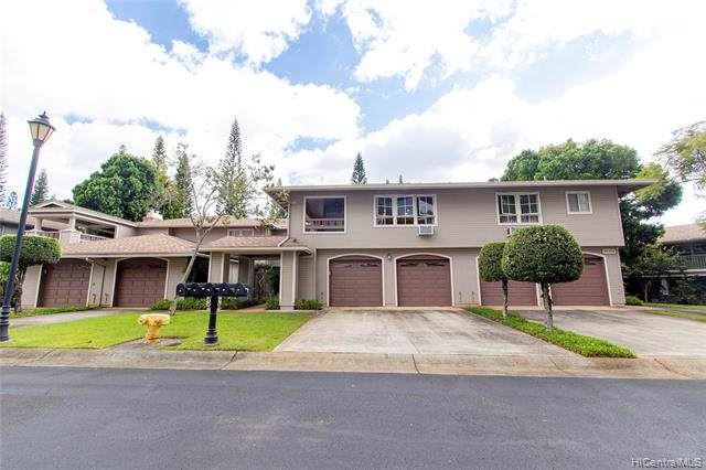 95-1513 Ainamakua Drive #79, Mililani, HI 96789 (MLS #202000595) :: Keller Williams Honolulu